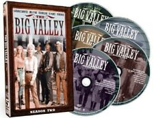 The Big Valley Season 2 Series Two Second (Lee Majors) Region 1 DVD New