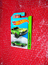 2015 Hot Wheels HW Workshop '68 Copo Camaro  #211  CFL47-09B0J
