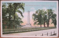 Irish Postcard WELLINGTON MONUMENT Phoenix Park Dublin Ireland FF&Co Frith GD&D