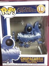 "NEW POP ""FANTASTIC BEASTS"", CRIMES OF GRINDELWALD, #18, CHUPACABRA"