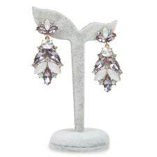 Velvet Earring Display Stand Props Stud Earrings Holder Rack Storage Dangle Tree
