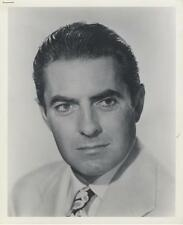 TYRONE POWER-ORIGINAL PHOTO-HANDSOME PORTRAIT