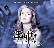 Buffy The Vampire Slayer - 4 x Cd Series Boxset - Limited 3000 - Carter Burwell