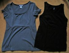 2x Umstandskleidung Gr. S: 1 Tunika + 1 Shirt TOPZUSTAND