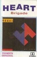 Heart.  Brigade.  Import Cassette Tape