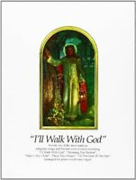 I'll Walk With God by Various Book The Fast Free Shipping