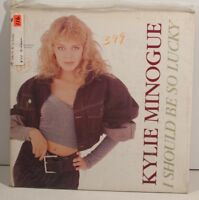 I Should Be So Lucky [Single] [12 inch Vinyl Disc] by Kylie Minogue