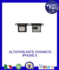 ALTOPARLANTE SPEAKER IPHONE 6 RICAMBIO CASSA SUPERIORE ORECCHIO EAR SPEAKER NUOV