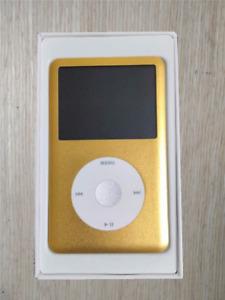 Apple iPod Classic 7th Generation 256GB/512GB/1TB Custom Model SSD + Big battery