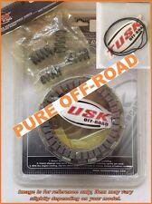Tusk Clutch Kit, Heavy Duty Springs, Cover Gasket for Honda CR125R 2000-2007