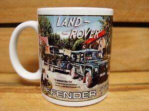 300ml COFFEE MUG - LAND ROVER DEFENDER 110