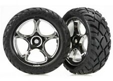 "Traxxas Bandit Front Mounted Anaconda 2.2"" Tires on Tracer Wheels TRA2479R"