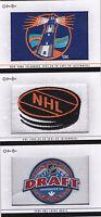13-14 OPC NHL Draft 2006 Team Logo Patch OPEECHEE 2013