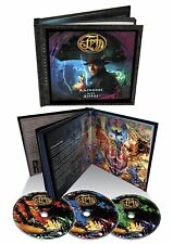 Raingods With Zippos The Remasters 3 CD Deluxe Edition With Book UK POST FREE