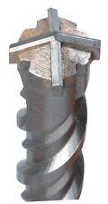 FORET MECHE BETON SDS PLUS Diam 32 Long 600 mm 4 taillants REF PRSDS32X6004