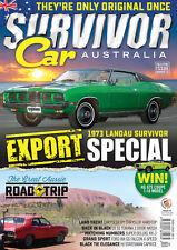 SURVIVOR CAR AUSTRALIA MAZDA FALCON XB GT HOLDEN MONARO GTS CHARGER SPECIAL 16