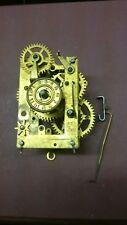 Reloj Despertador Antiguo manto American New Haven movimiento Incompleta Para Repuestos