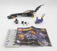 LEGO BATMAN 7779 - Auf der Jagd nach Catwoman - unkomplett / incomplete