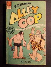 Collection Gag de Poche n° 35 ALLEY OOP HAMLIN ! Homme caverne 1960 cartoon USA