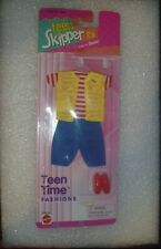 Barbie's Sister Teen Skipper Outfit~*~Teen Times Fashion By Mattel MIP