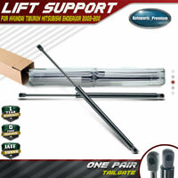2x Tailgate Trunk Lift Supports Struts for Hyundai Tiburon 03-08 Endeavor 4592