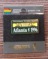 1996 USA Atlanta 100 Centennial Olympic Games Collection Authentic Pin New