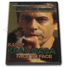 Israeli Kapap Krav Maga Panim El Panim Training Face to Face Dvd Avi Nardia