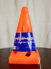 TRAINING CONES FOR SPORTS, TRAFFIC SAFETY, SOCCER, BASKETBALL [SHIPS FROM USA]