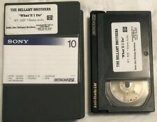 THE BELLAMY BROTHERS-WHAT'LL I DO/2001 BETACAM SP PROMO MUSIC VIDEO TAPE + DVD