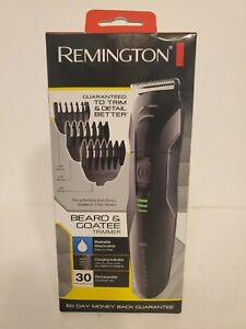 REMINGTON Hair Beard Goatee Rechargeable Full-Size Precision Detail Trimmer