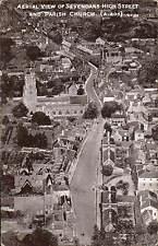 Sevenoaks. Aerial View of High Street & Parish Church # A.805 by Photochrom.