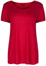 Marks and Spencer Patternless Plus Size T-Shirts for Women