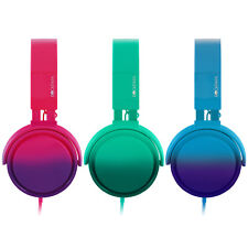 RockPapa Over Ear Foldable Headphones Earphones for Mp3/4 iPod DVD Kindle Tablet