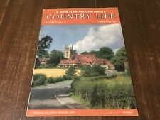 Country Life Magazine 31August 1967 A River Plan for Canterbury / Noel Habgood