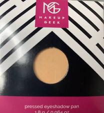 """NIP Makeup Geek Pressed Powder Single Shadow   """"Peach Smoothie"""""""