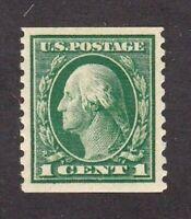 United States stamp #443, MNHOG, XF +, SCV $180.00