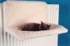 2 x CAT DOG RADIATOR BED WARM FLEECE BEDS BASKET CRADLE HAMMOCK ANIMAL PUPPY PET
