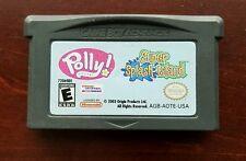 Polly Pocket: Super Splash Island (Nintendo Game Boy Advance, 2003) AGB-002
