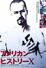 American History X 1998 Neo-Nazi Furlong Mini Movie Poster Chirashi B5 Japanese