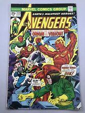 The Avengers #134 (1975) Origin of Vision & Human Torch 25¢ Marvel Comics
