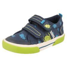 Chaussures bleus avec attache auto-agrippant pour garçon de 2 à 16 ans pointure 30