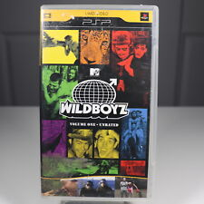Wildboyz Volume one UMD Video (PSP) Pre-Owned 🚛 Fast Free Shipping ⚡️