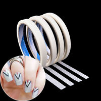 DIY TapeSticker Manicure Nail Art Tips Rolls Waves Striping Tape Line Sticker Z0