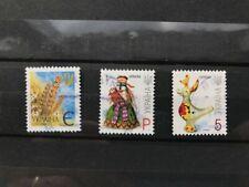 Ukraine, Ukraina, independent, 3 used stamps VF all different