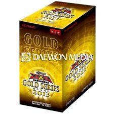 YUGIOH Gold Series 2013 OCG Booster Box Yu-Gi-Oh Korean Ver Card Game