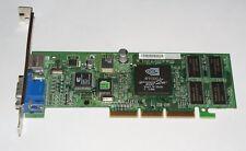 Nvidia GeForce MX2 200 AGP Graphics Card