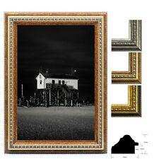 Bilderrahmen Emporia Foto Poster Holz Rahmen Barock Antik Prunk Shabby Gemälde