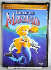 Collectible Classics The Little Mermaid DVD Like New- Non Returnable