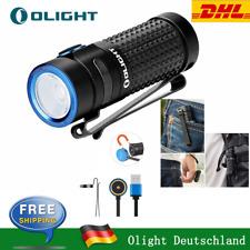 Olight S1R Baton II Mini Taschenlampe 1000 Lumen USB Magnetische deutschland
