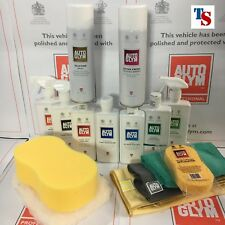 Autoglym Car Valeting Kit 20pcs - FULL Car Cleaning Kit - RRP £150 *Xmas Gift*